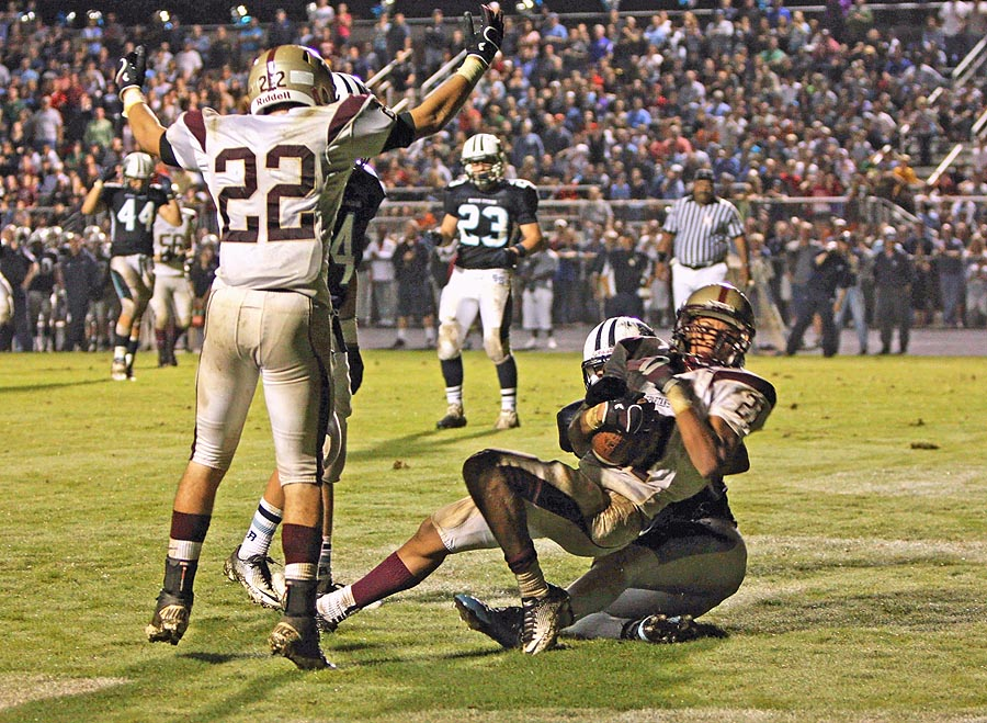 This One Lived Up To The Hype: SB Beats Broad Run In OT