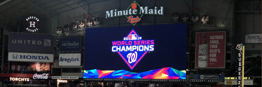 After A Long And Bumpy Road, The Nats Finally Win The World Series